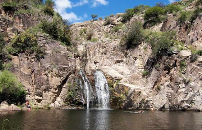 Cascada Toro Muerto