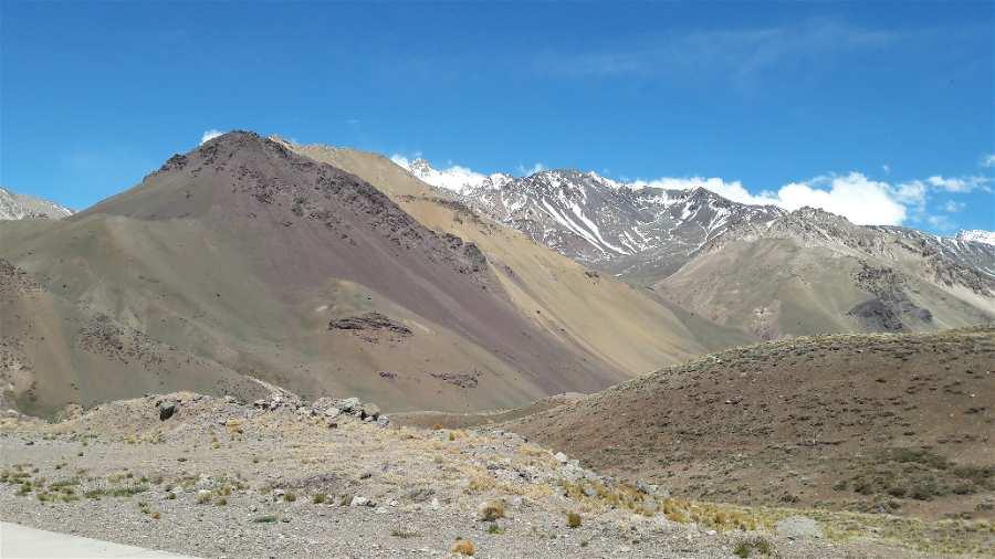 Aconcagua Mendoza Argentina