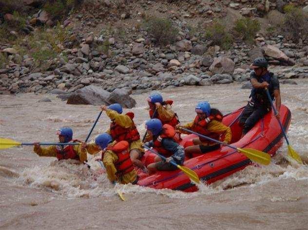Río Mendoza Rafting