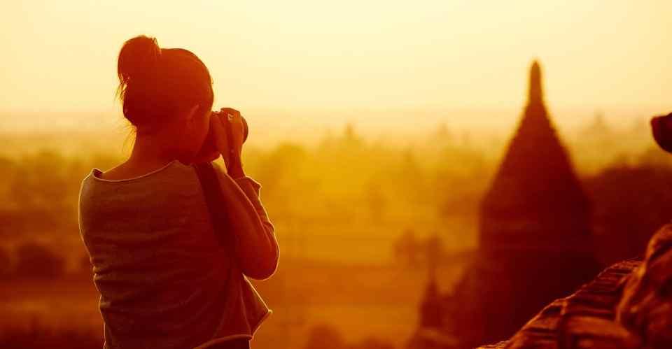Cómo funciona la tecnología de una cámara fotografica