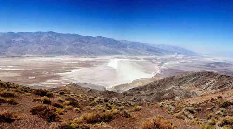 Visita El valle de la muerte y conoce todos sus misterios