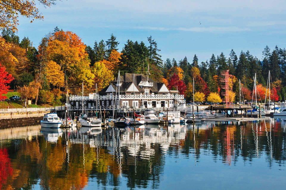 Descubre las bellezas del Parque Stanley en Vancouver