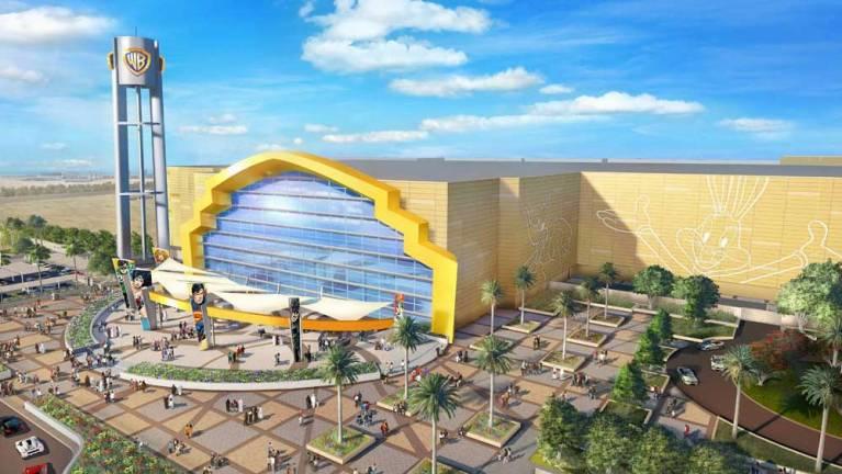 Warner Bros en Abu Dhabi