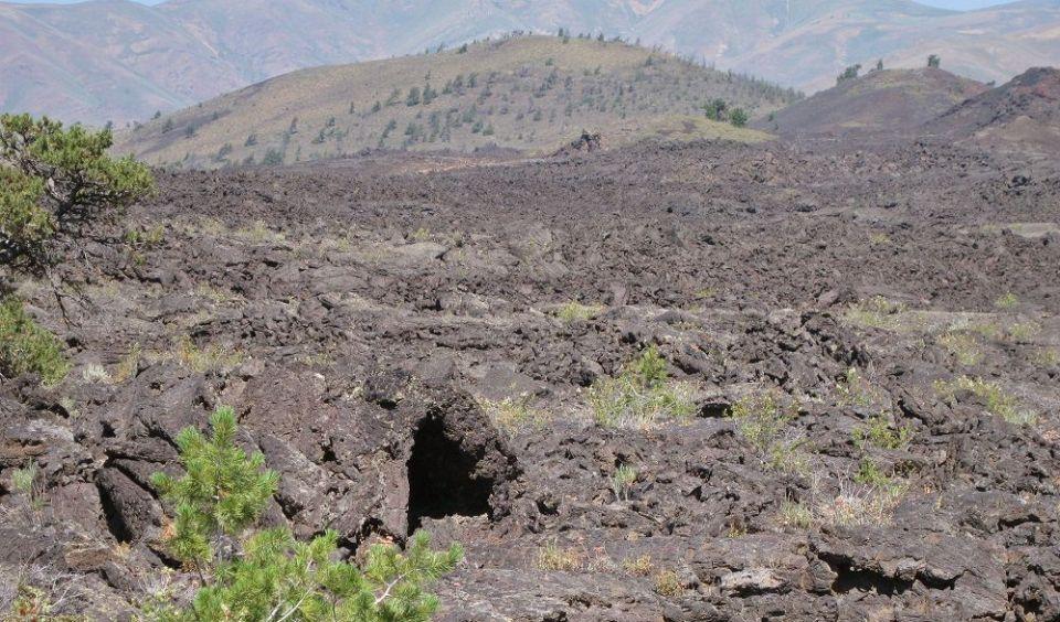 Monumento Nacional de los Cráteres de la Luna