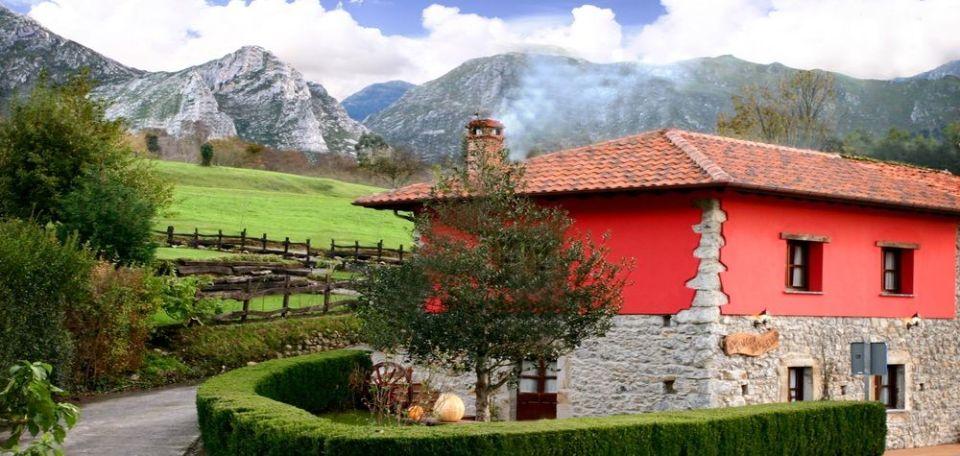 Casas rurales de España