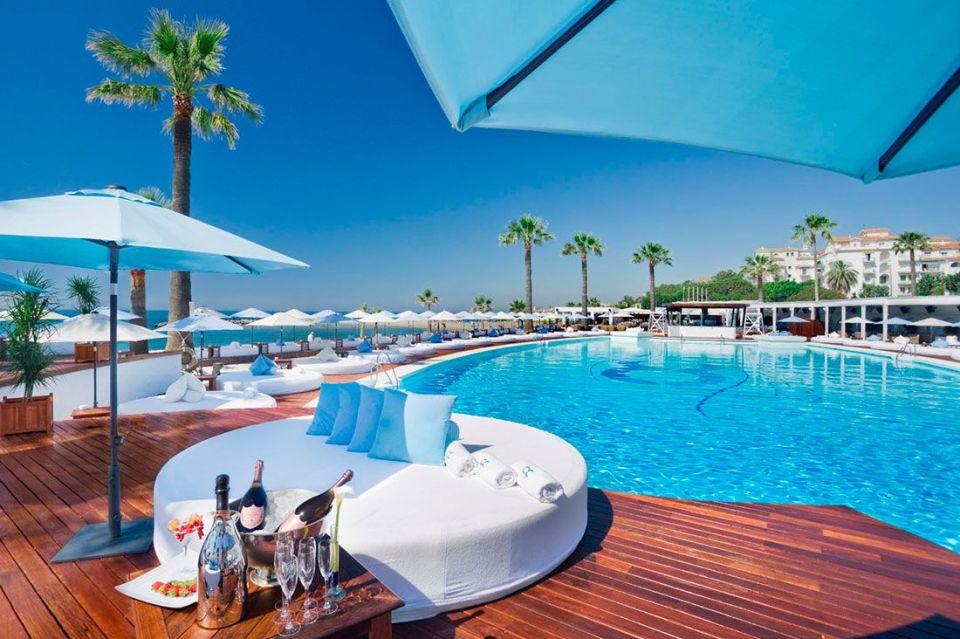 Nikki Beach, Marbella