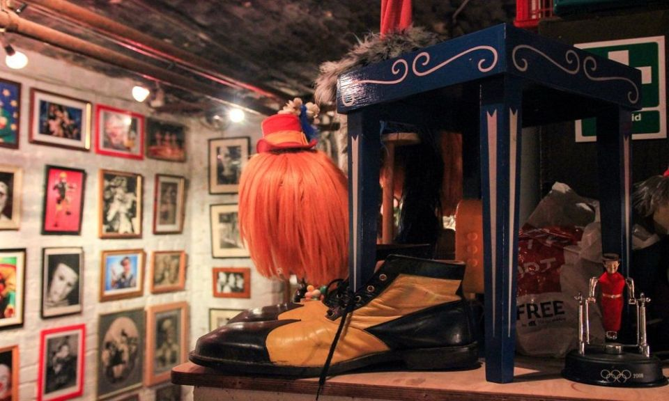 London's Clown Museum