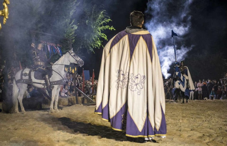jornadas medievales avila
