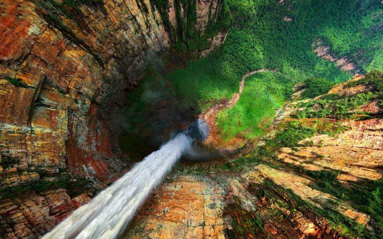 cataratas más grandes del mundo