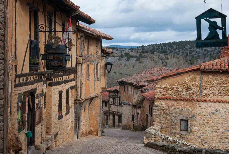 Calatañazor pueblo