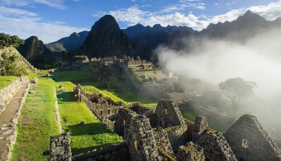 Estructuras que ver al viajar a Machu Pichu