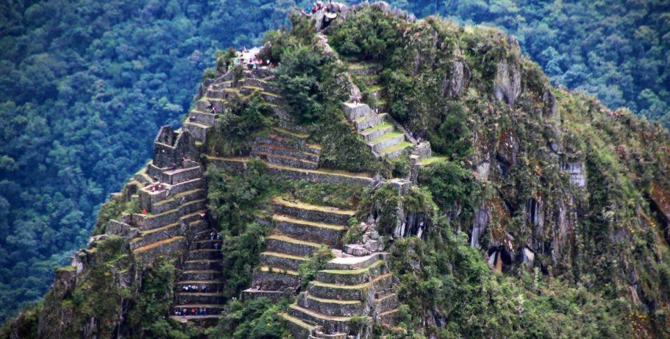 Subir a Huayna Picchu