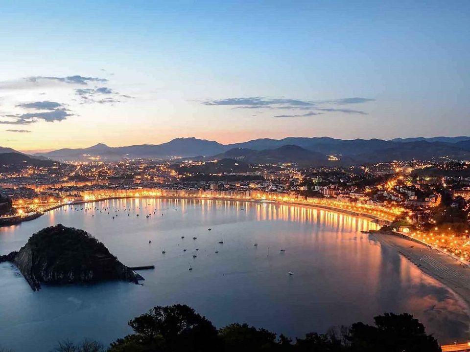 Montes de San Sebastián