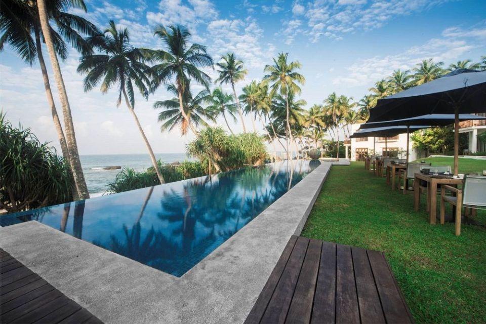 Kumu Beach Sri Lanka