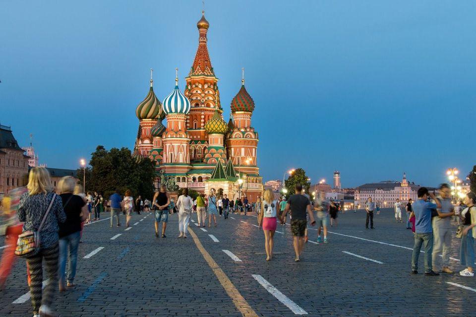 Viajar a Moscú como destino más caro