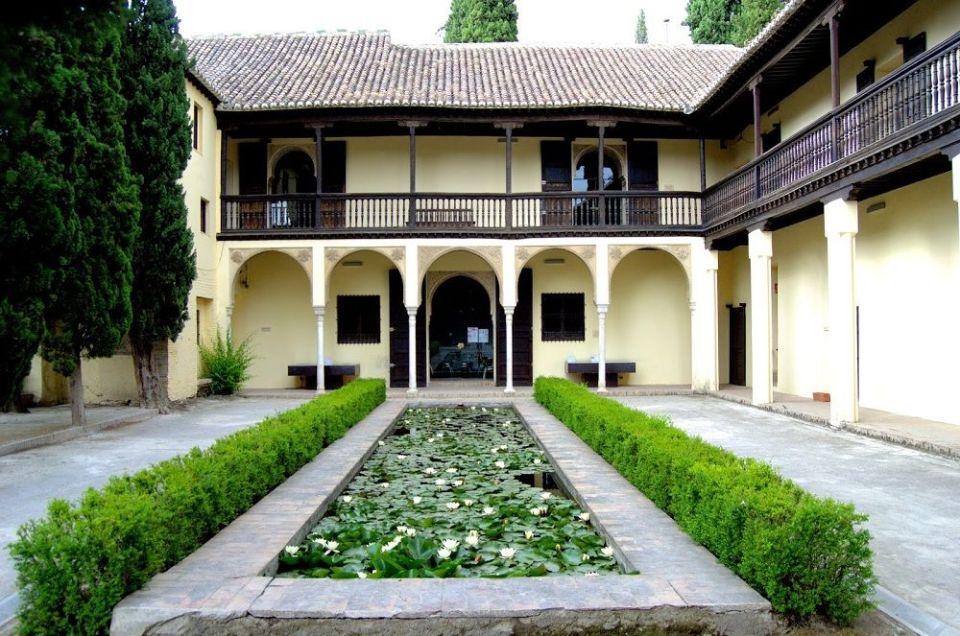 Casa del Chapiz, en el barrio de Albaicín