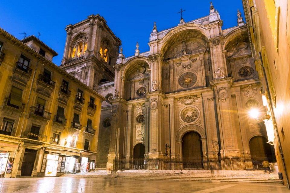 Catedral renacentista de Granada