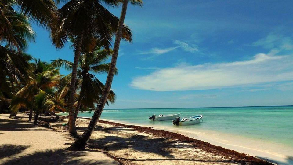 La isla más grande la República Dominicana