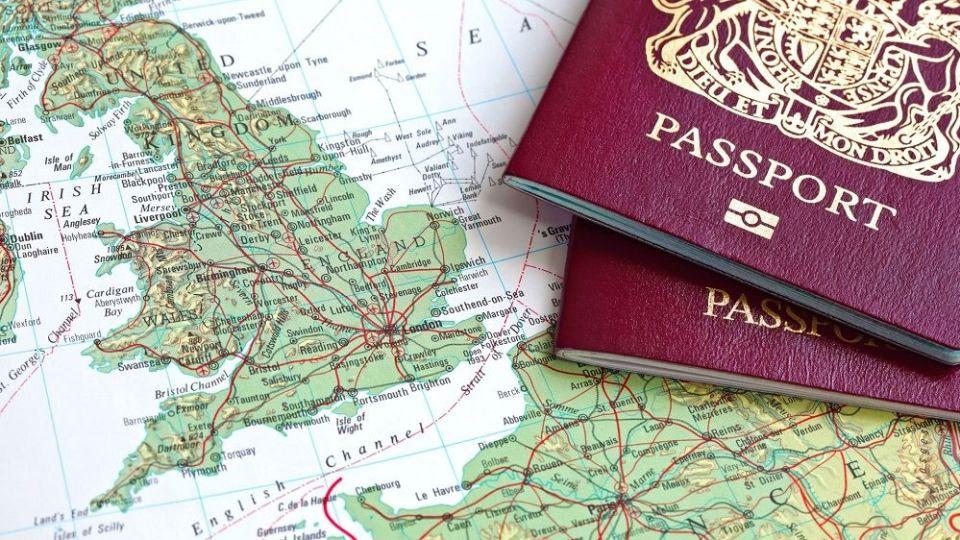 viajar con pasaporte