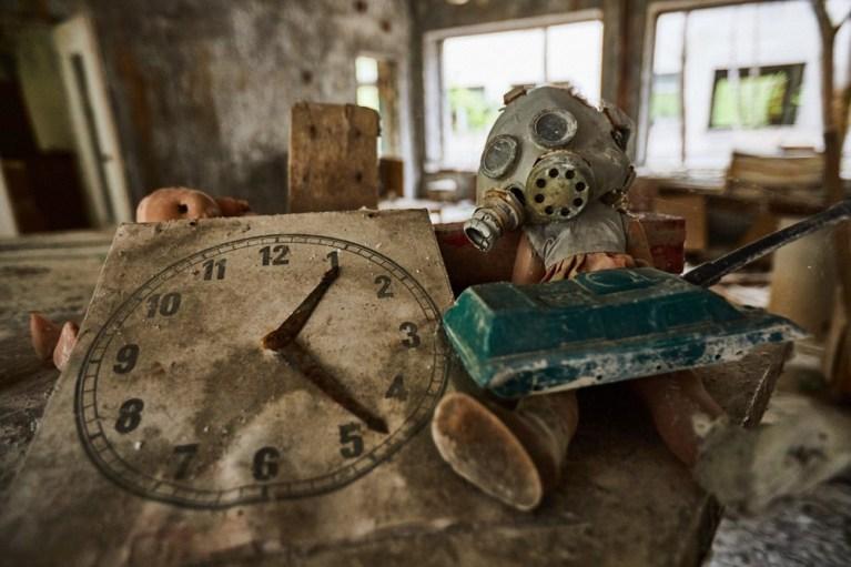 Viajar a Chernóbil