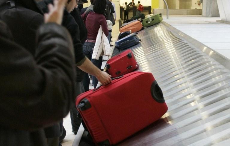 elegir una buena maleta de avión