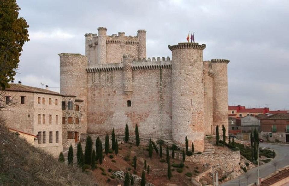Castillo medieval de Torija