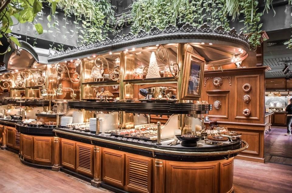 Les Grands Buffets de Narbonne