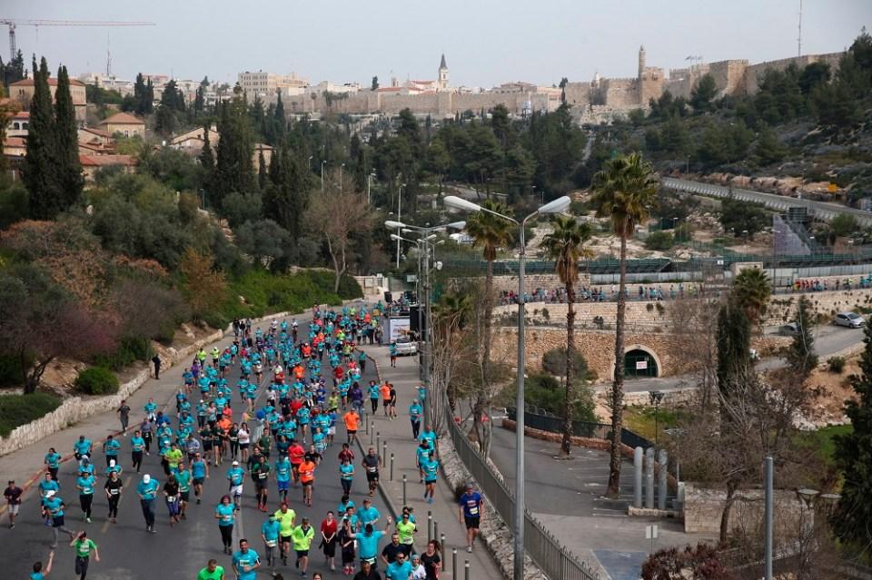 Maratón de Jerusalén