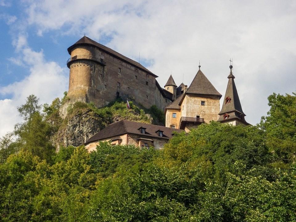 Castillo de Nosferatu