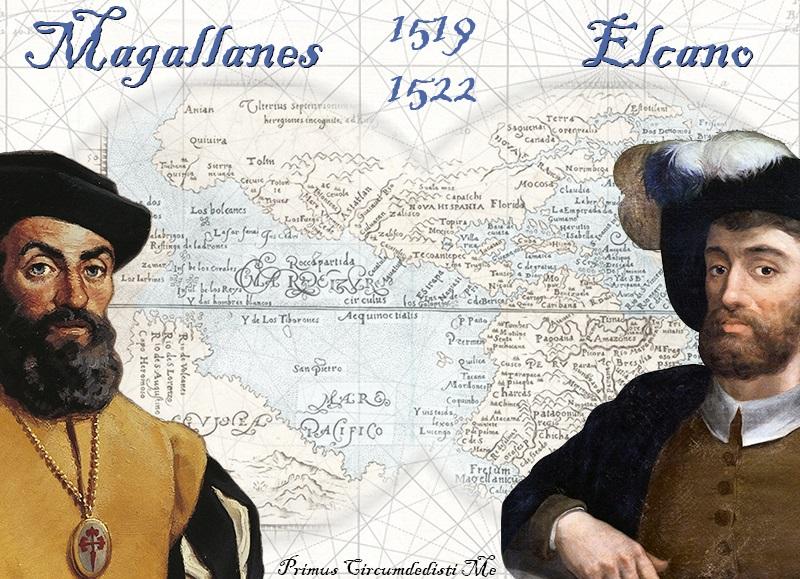 Elcano, Magallanes y la primera vuelta al mundo