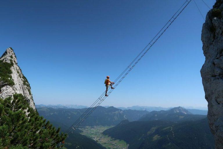 La escalera hacia el cielo de Donnerkogel
