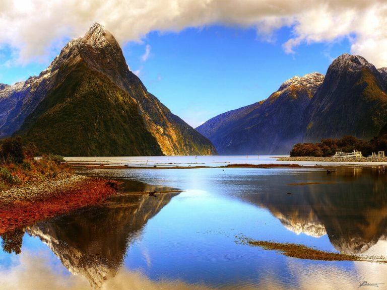 Milford Sound, el fiordo neozelandés