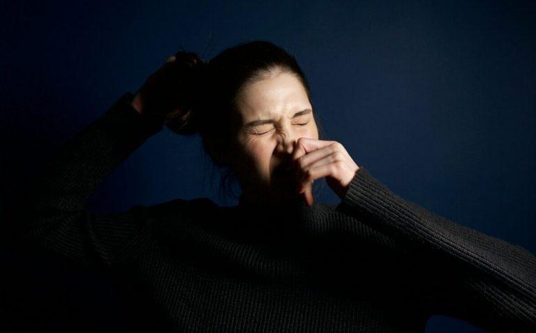 alergia estornudo