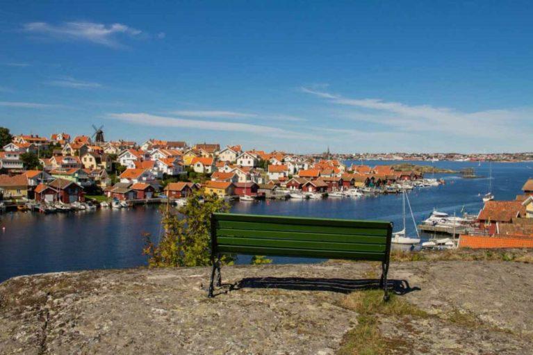 pueblos costeros más bonitos de Suecia