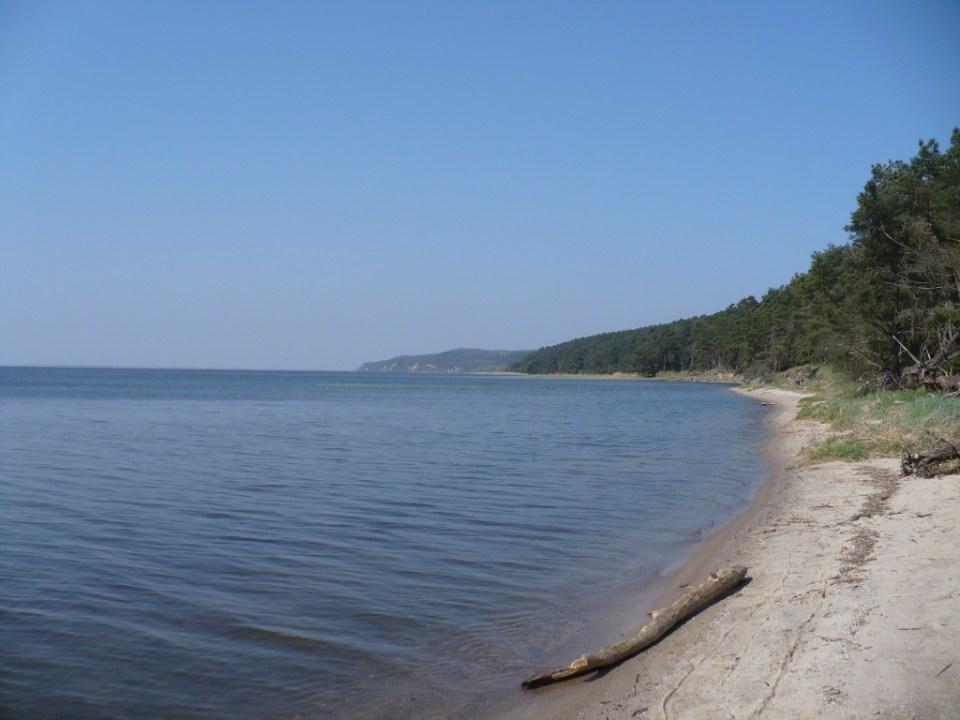 La Isla Wolin en Polonia