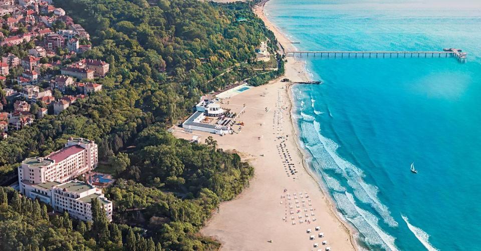 Burgas uno de los lugares imprescindibles de la costa del Mar Negro en Bulgaria
