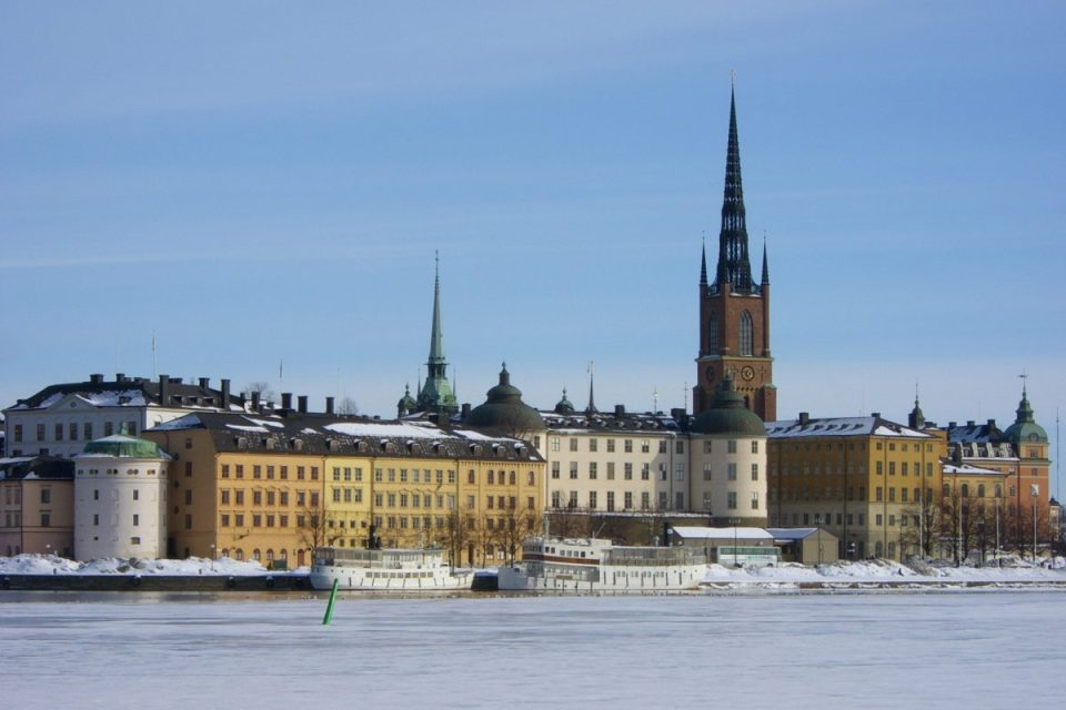 Estocolmo monumental