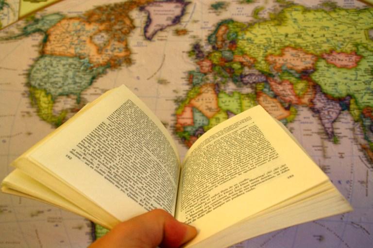 libros para amantes de los viajes