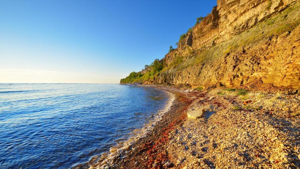 Padilski, otro de los pueblos costeros más bonitos de Estonia