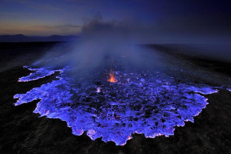 Kawah Ijen: un volcán espectacular