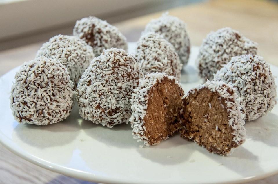 Otro de los postres más típicos de cada país de Europa, el chokladboll