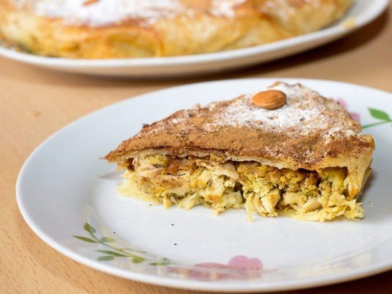 Gastronomía de Ceuta y Melilla, platos típicos