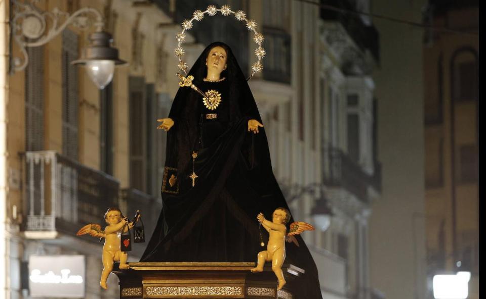 Virgen de las Servitas