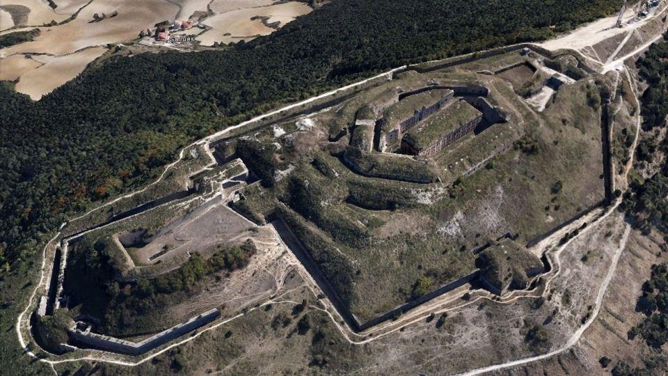 monumentos misteriosos de España