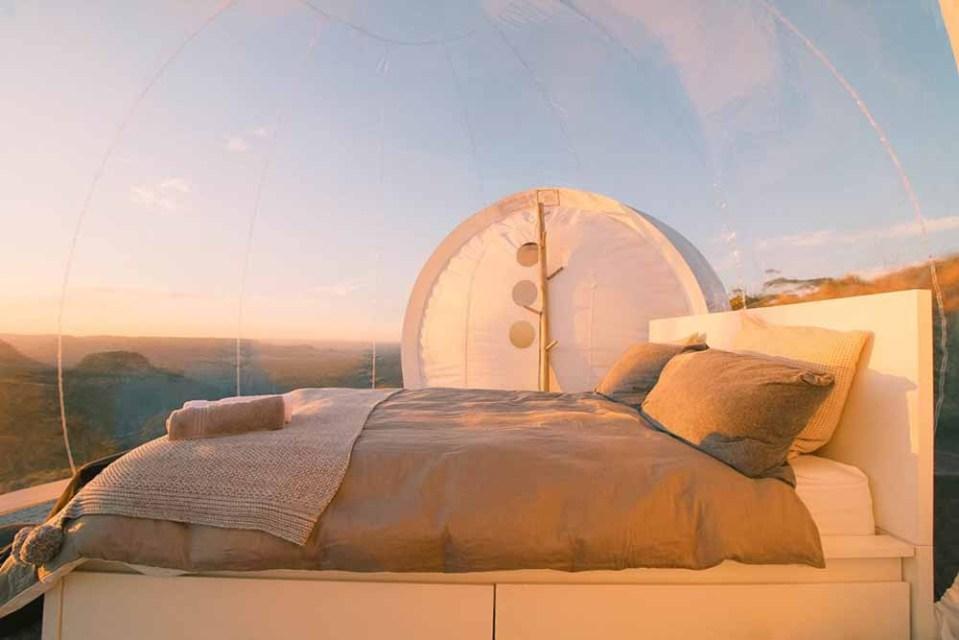 Hoteles burbuja en el mundo