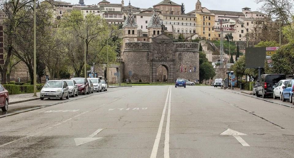 Toledo y periodo de cuarentena por coronavirus