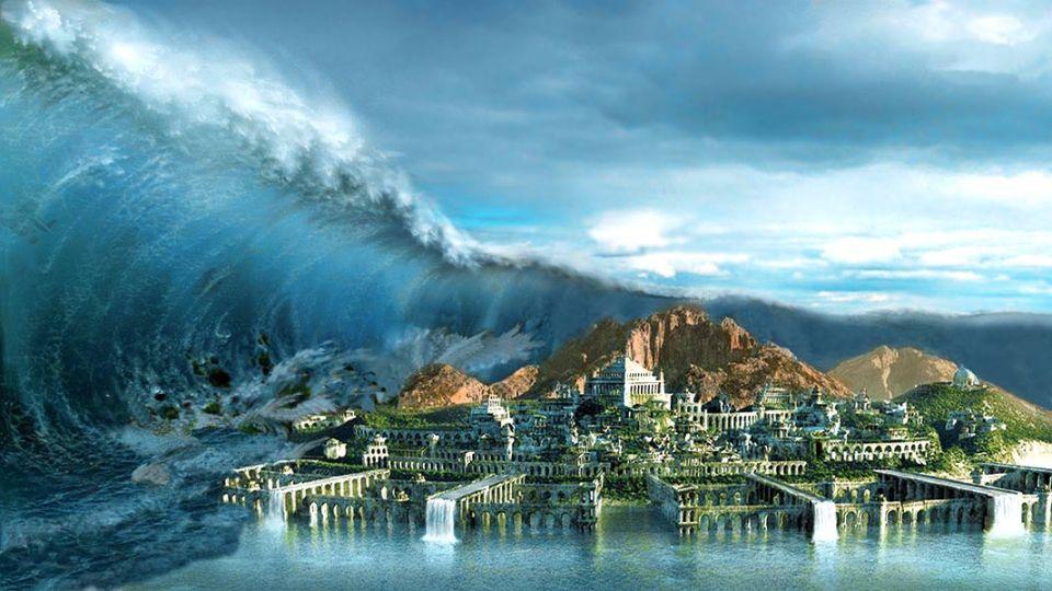 La Atlántida, el más famosos de los destinos nunca encontrados por la humanidad