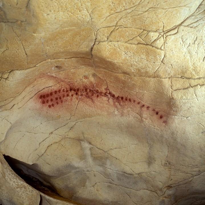 Cueva de Chufín en Cantabria