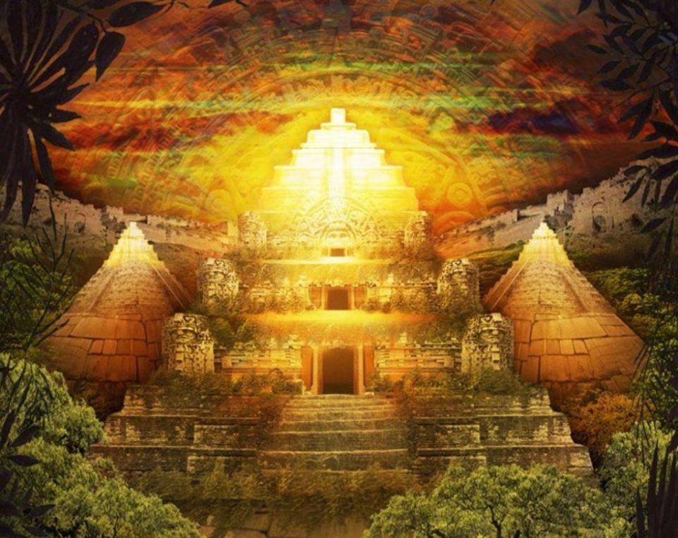 El Dorado, uno de los destinos nunca encontrados por la humanidad