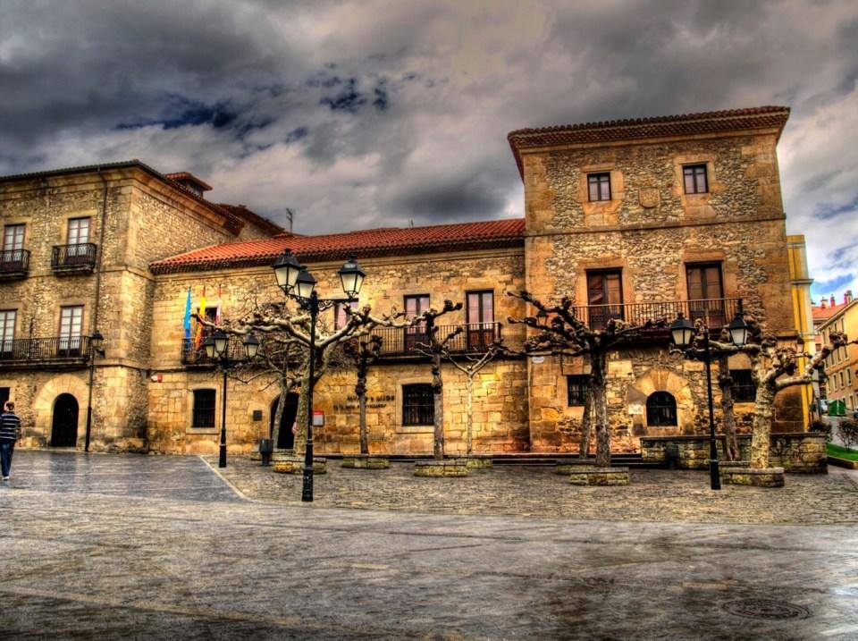Casa natal de Jovellanos en Gijón
